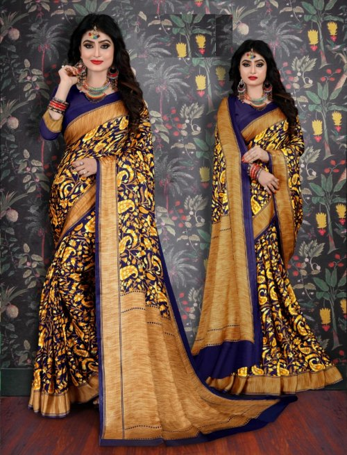 Soft Silk saree se-710