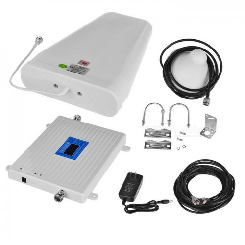3G / 4G Mobile Network Repeater - White
