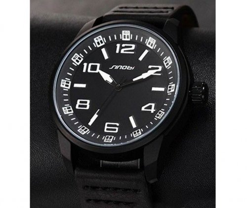 SINOBI menz casual wrist watch 3 copy
