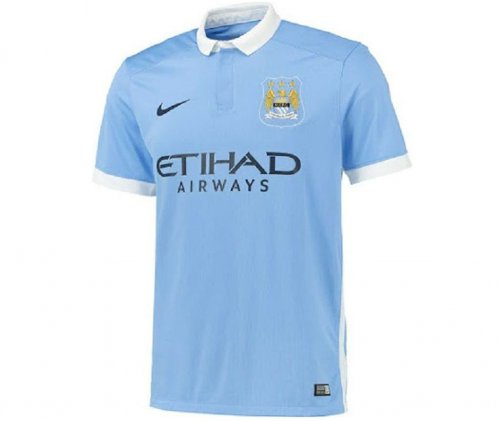 ManChester City home jersey