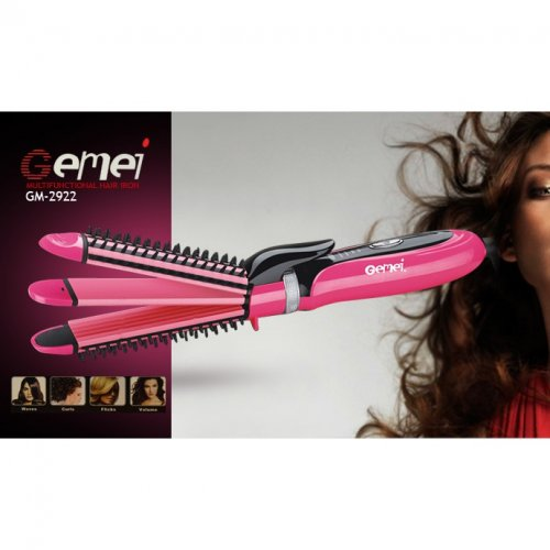 Pro Gemei GM-2922 Hair Straightened