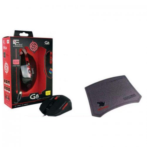 Fantech G8 USB Gaming Mouse (Black)