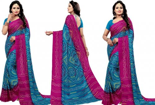 chundi silk saree n-085