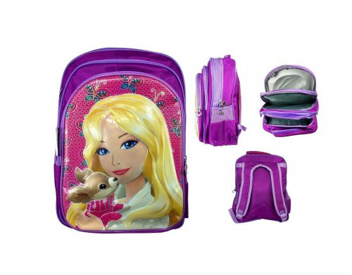 Disney princess Backpack school bag for girls