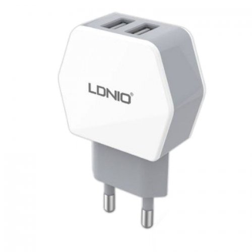 Ldnio 2 Port Travel USB Charger Adapter