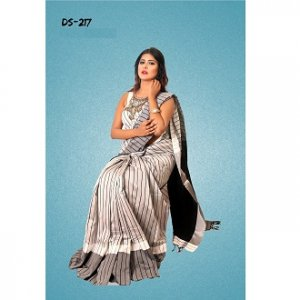 Tosor Silk saree bois-217