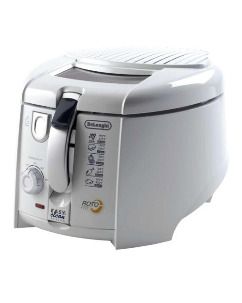 Delonghi F28311 Rotofry Deep Fryer