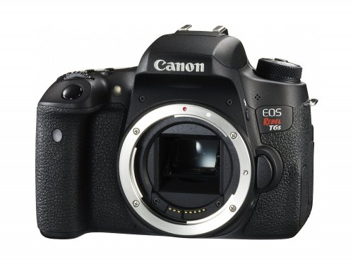 Canon EOS 760D with 18-55mm IS STM