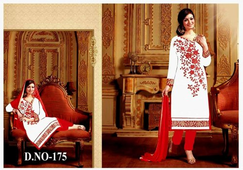 Unstitched Cotton Block Printed Salwar Kameez seblock-175
