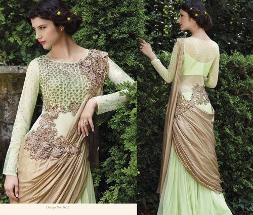 Gown Collection Vipul 3602