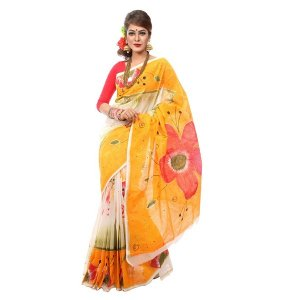 cotton kota saree SM-5