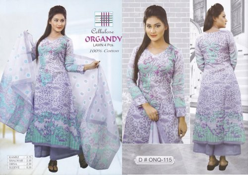 original New organdy cotton lawn 7