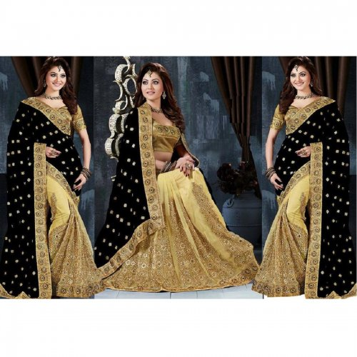 Weight Less Georgette saree SS-644