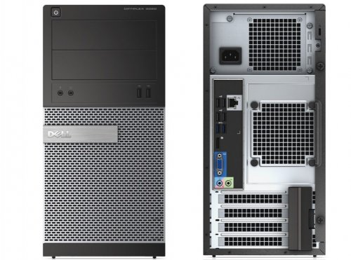 Dell Optiplex 3020MT Intel® 4th Gen Core i3 H81 Chipset