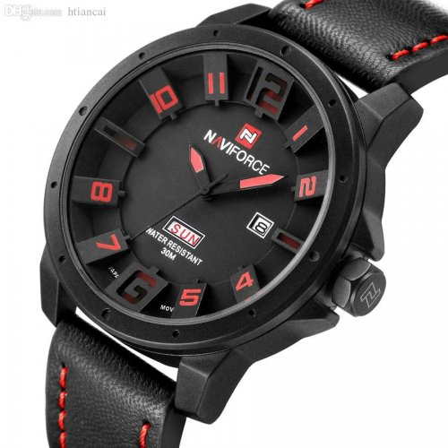 NAVIFORCE 9061 Luxury Brand Military Watches