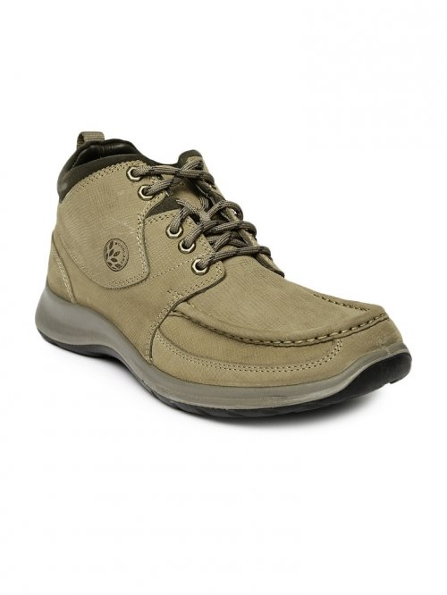 ORIGINAL WOODLAND KHAKI SHOES 2