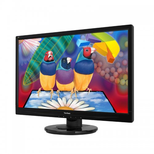 "ViewSonic VA2046a-LED is a 20"" widescreen monitor, 1600x900 resolution and a 10M: 1 dynamic contrast"