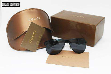 GUCCI GG 2941 C2 BLACK FRAME - DEEP BLACK LENS
