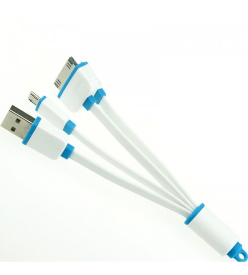 4in1 USB Charger Data Cable
