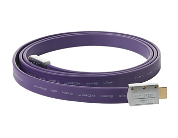 1.8M High Speed HDMI Cable (Purple)