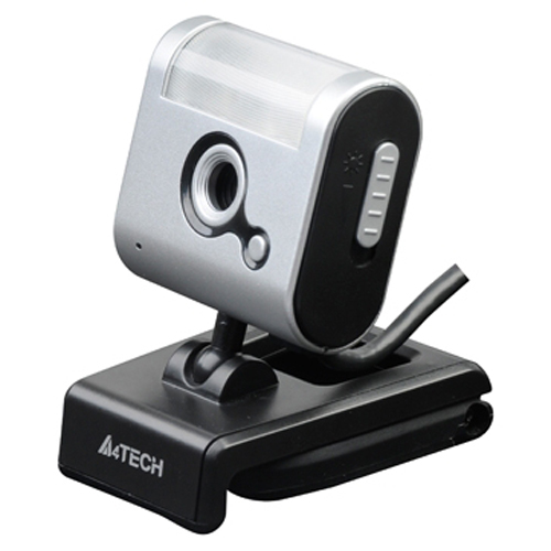 WebCam: A4Tech Web Cam with Mic -PK 331F