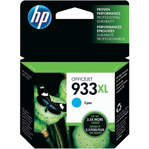 HP 933XL Ink Cartridge - Cyan