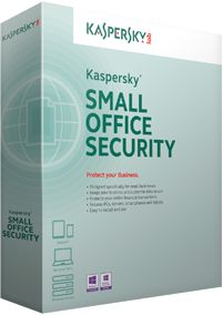 Kaspersky Small Office Security (10PCs+1 Server)