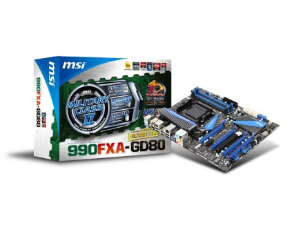 MSI AMD 990FXA-GD80 V2
