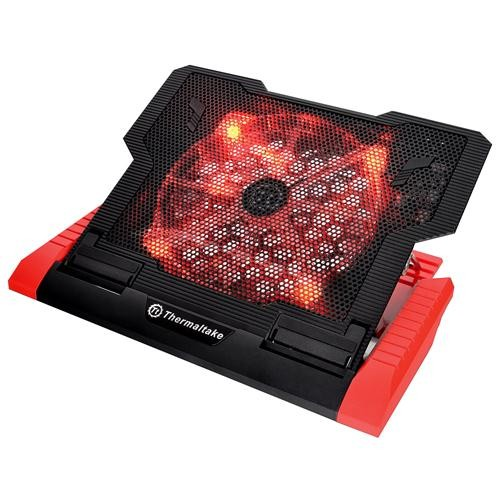 Thermaltake Massive 23 GT NB Cooler 17inch 200mm Fan Red