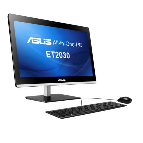 "Asus ET2030IUT (PDC) 20"" Touch 2.7 GHz 4GB"