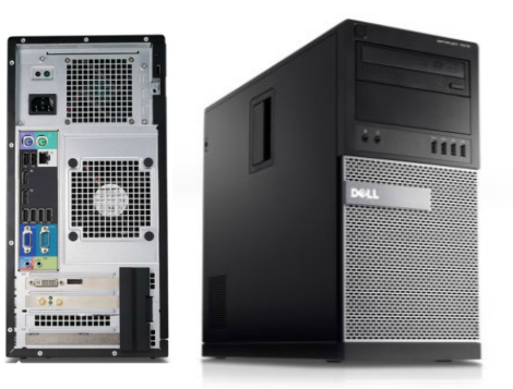 Optiplex 7010MT Intel3rd Gen Core i7 Q77 Chipset