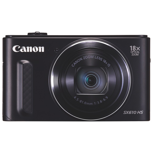 Canon PowerShot SX610HS 20.2MP 18X Digital Camera