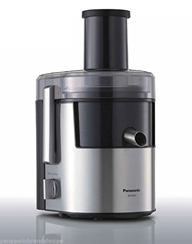 Panasonic Stainless Steel Juicer MJ-DJ01