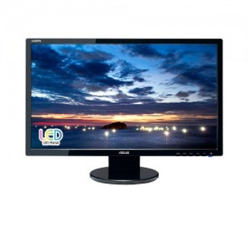 "ASUS VE247H, 24"" Wide LED Monitor"