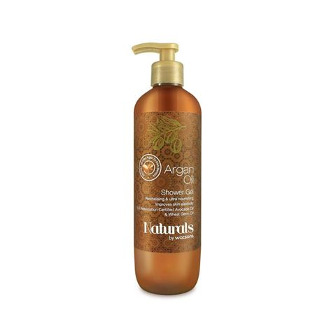 WATSONS Argan Oil Shower Gel Shower Gels
