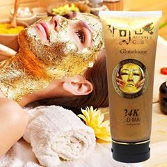 24k Gold Facial Peel Off Mask