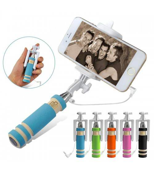 Pocket Folding Selfie Stick Wire