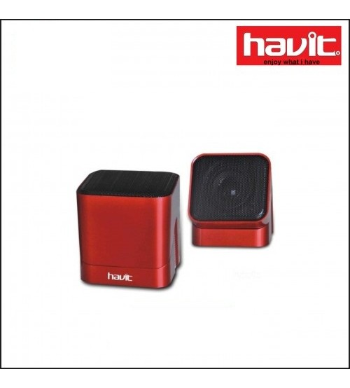 Havit HV-SK113 USB Rotating Speakers