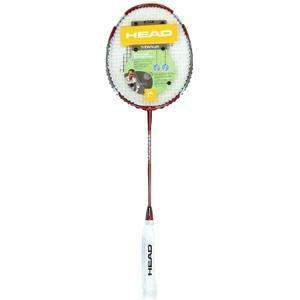 Head badminton racket