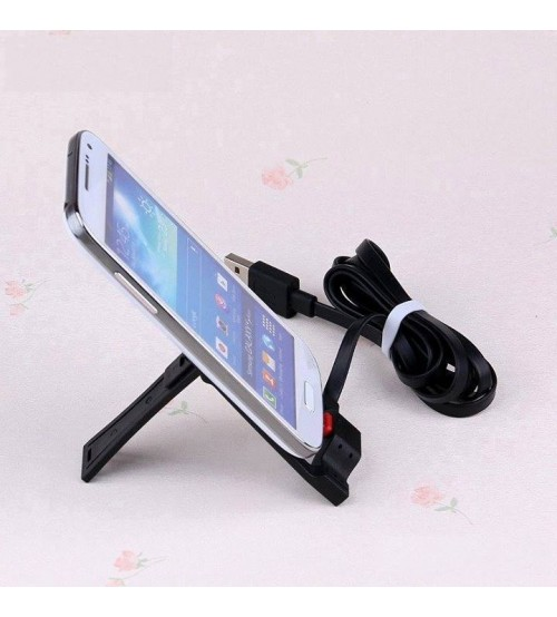 Multi-function Holder Data Cable Dock Charger