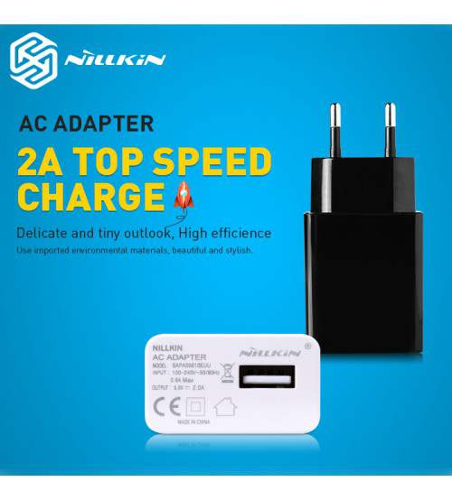 NILLKIN 5V 2A Fast Charger Adapter