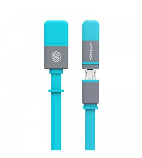 Nillkin Plus II Cable Dual Port Android IPhone