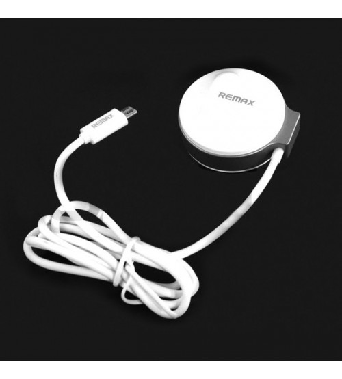 Remax Travel Charger Cable iPhone Samsung 100CM