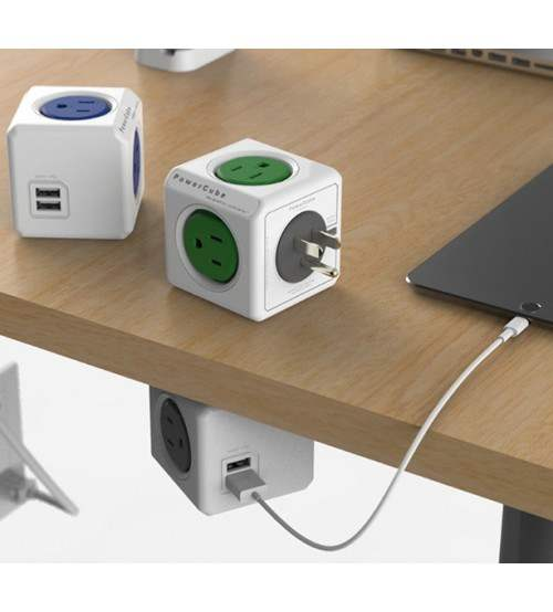 PowerCube Extended USB Multiplug