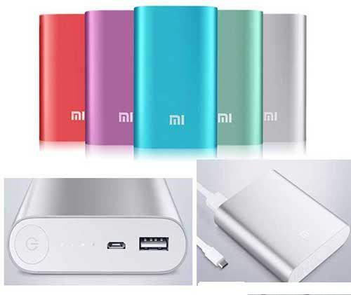 XIAOMI 10400 MAH POWER BANK