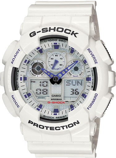 Casio G-SHOCK GA100A-7A