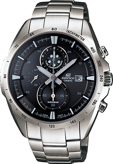 CASIO MENS WATCH EDIFICE EFR-530SBCJ-1AJF