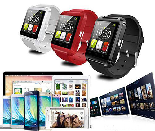 U WATCH SMART MOBILE GEAR
