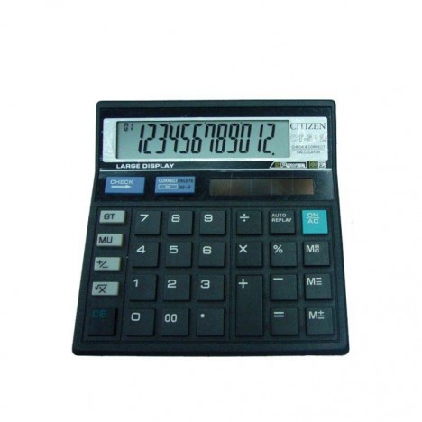 Citizen Calculator CT-512