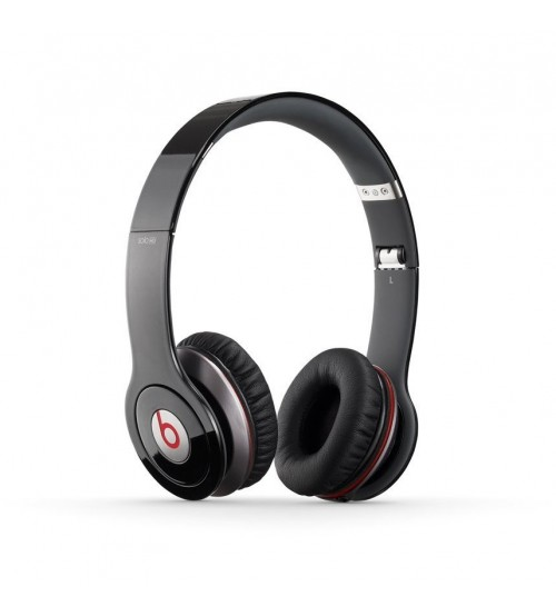 Beats Solo HD Wired Headphone - Black